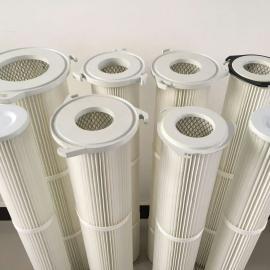咸阳市工业 除尘器滤芯.粉末回收滤筒.空气净化除尘滤芯