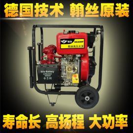 3寸柴油高�核�泵 HS30HP