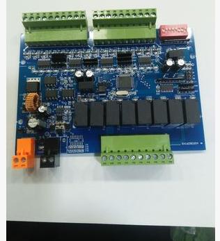 16路光电隔离高速输入接口模块控制继电器开关8路继电器输