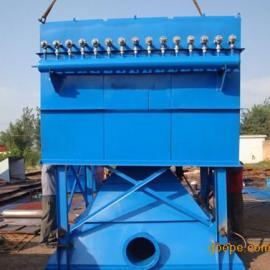砖厂除尘器PPC96-9型气箱式脉冲袋式除尘器