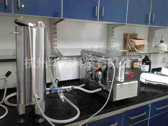 小试膜浓缩实验装置,小试反渗透膜浓缩过滤设备