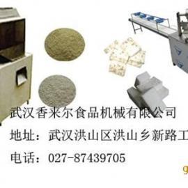 广西米花糖,武汉香来尔,小米花糖设备