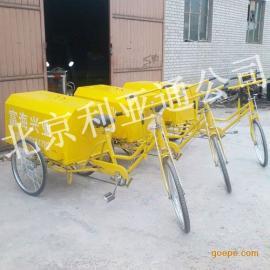 批发供应保洁车、铁板三轮垃圾车、不锈钢脚踏垃圾车