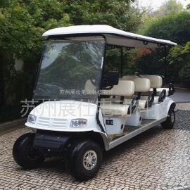 上海8座看房车 电动观光车 景区游览车量多优惠
