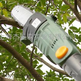 伊司达600W高空链锯家用电锯修枝高枝锯ET1208