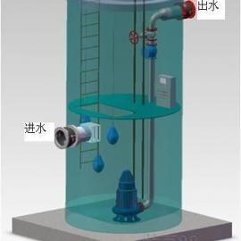一体化预制玻璃钢泵站