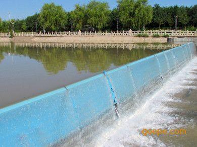 液压升降坝的施工方案及价格 钢板闸 堰坝