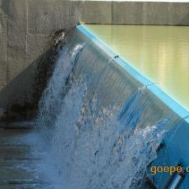 MC液压升降坝采用自卸汽车力学原理具备挡水和泄水双重功能
