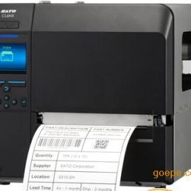 江苏佐藤SATO CL6NX宽幅智能条码打印机,创新产品