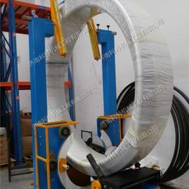 盘管包装机,高压胶管包装机
