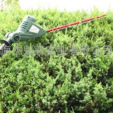 伊司达18V充电式高空剪绿篱机家用割枝机ET2901