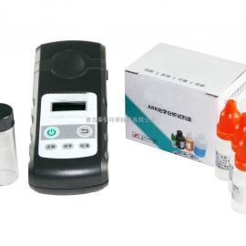 游离氯、化合性氯、总氯以及二氧化氯、亚氯酸盐五参数测定仪