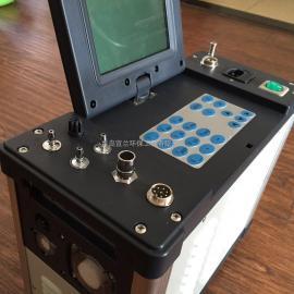 环保局专用油烟测试仪 管道油烟采样器 烟尘平行采样仪