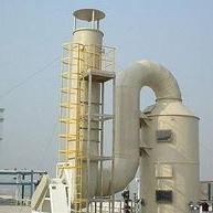 印刷厂废气处理设备 有效清除印刷车间废气VOC选河北汉蓝