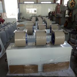 专业加工生产钢管铝片换热器热水风幕机离心式热风幕