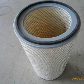 金昌市工业 除尘器滤芯.粉末回收滤筒.空气净化除尘滤芯