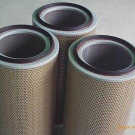 320*700工业粉尘滤芯 粉末回收滤芯 除尘滤芯