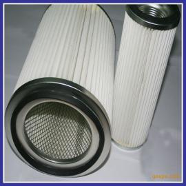 320*660工业粉尘滤芯 粉末回收滤芯 除尘滤芯