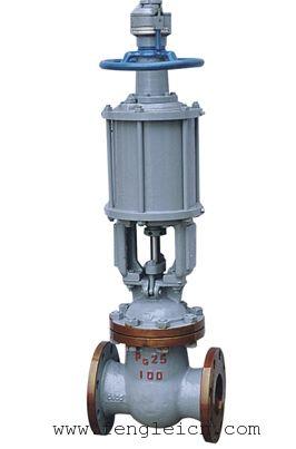 气动闸阀Z641H-25 风雷气动阀专供上海专业厂家自产