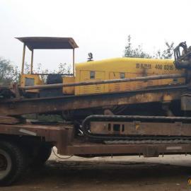 转让 廊威32吨水平定向钻 配置全 非开挖铺管专用钻机