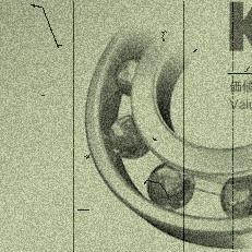 KOYO轴承总代理 6121317 YSX 偏心轴承