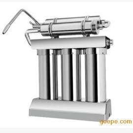 溢思源不锈钢豪华管道式超滤机家用磁化厨房直饮机净水器