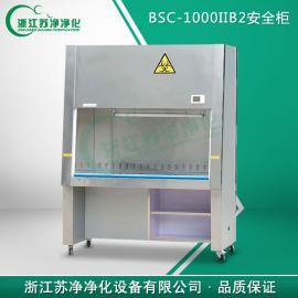 二级生物安全柜BSC-1000IIB2 苏净洁净生物安全柜