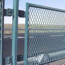 钢板网高速桥梁防眩护栏网