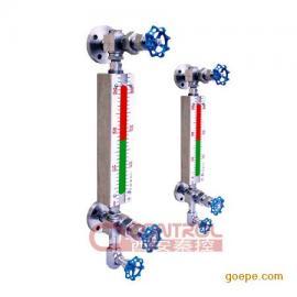 透反式�p色石英管液位�QK-UGS彩色液位�