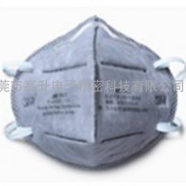 折叠式防颗粒物及有机异味口罩