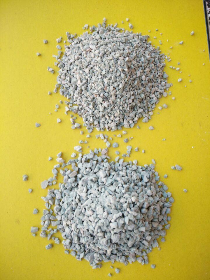 沸石滤料颗粒(3-8MM)