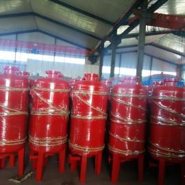 东港消防稳压罐厂家 凤城隔膜式气压罐价格