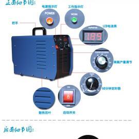 蓝色手提式臭氧发生器ZA-B2G