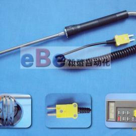 WRNM-102烟斗式表面热电偶/手持式表面温度计