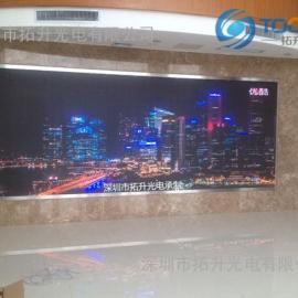 大宴会厅安装36平方p3LED显示屏清晰度高不高