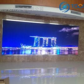 室内p3圆柱型LED显示屏生产厂家p3电子屏价格