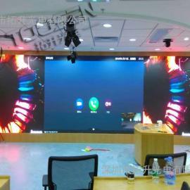 舞台分体p4全彩LED背景显示屏厂家