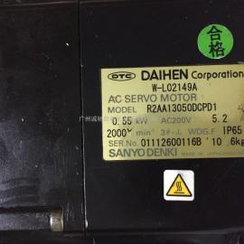 OTC机器人伺服电机R2AA13050DCPD1