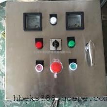 带总开关不锈钢三防控制箱FXK-G