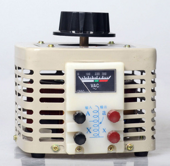 单相调压器承装修设备供应