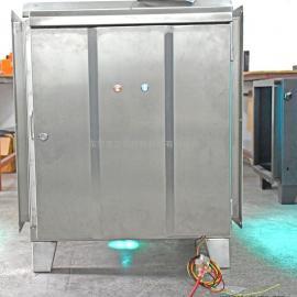 有机废气光催化氧化设备 皮革厂废气除臭装置 小型除臭器厂家
