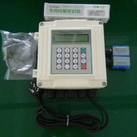 在线安装超声波流量计/不停产安装超声波流量计