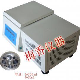 智能型高速冷冻离心机