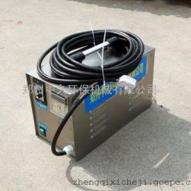 郑州中久3KW蒸汽清洗机 小型高压家政油污清洗设备