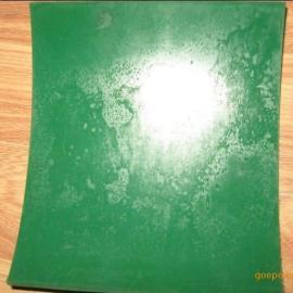 阻燃绿色绝缘胶皮厂家/电厂高压绝缘胶板生产