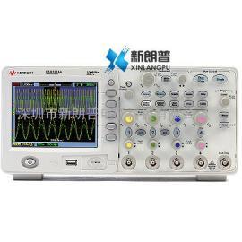 是德丨100MHz四通道模拟示波器DSO1014A