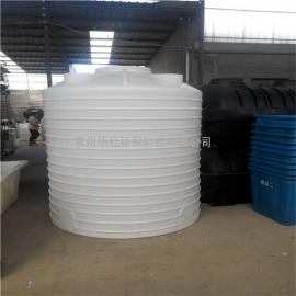 水箱pe塑料水箱5吨家用水箱厂家