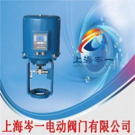 382LS直行程电子式电动执行器智能型电动执机构生产厂家