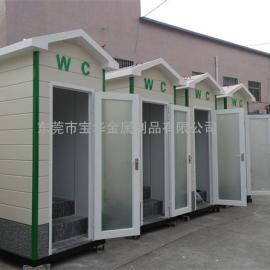 智能移动厕所,简洁式卫生间,旅游景区移动厕所