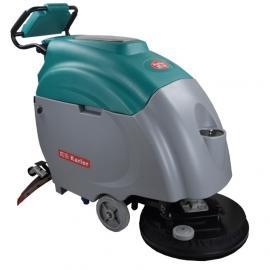 全自动洗地机电瓶手推式工厂车间地面清洗工业商超市用KL570B